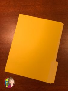 US History Lap Book for Review File Folder